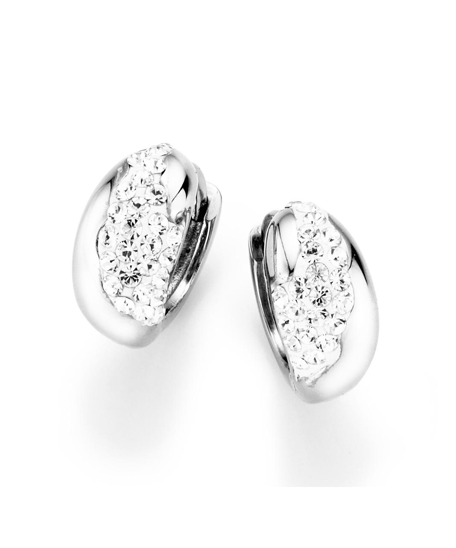 Firetti oorringen met kristalsteen voordelig en veilig online kopen