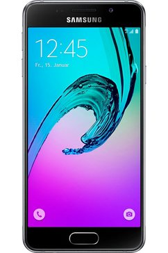 Galaxy A3 (2016), 12 cm (4,7 inch) Display, LTE (4G), Android 5.1 Lollipop