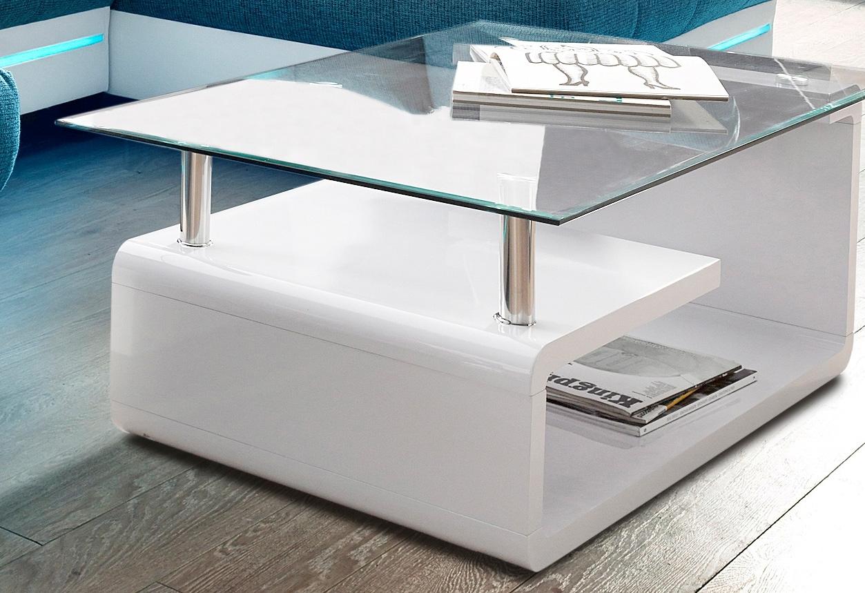 Paroli salontafel met glasplaat bestellen: 30 dagen bedenktijd