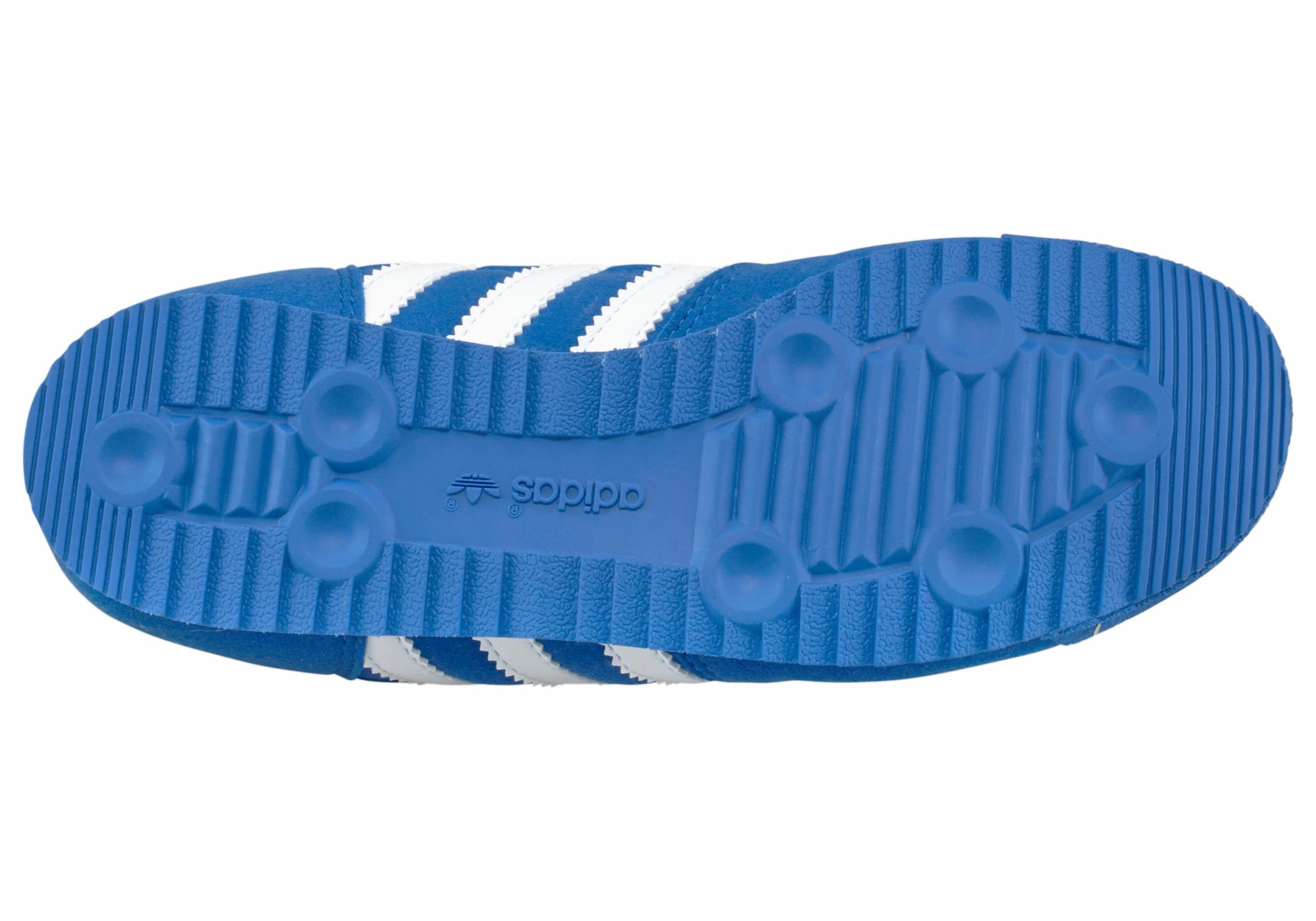 Adidas Originals Espadrilles De Dragon J Bleu / Blanc jTROES4