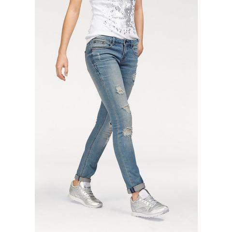 AJC Destroyed-jeans in five-pocketsstijl