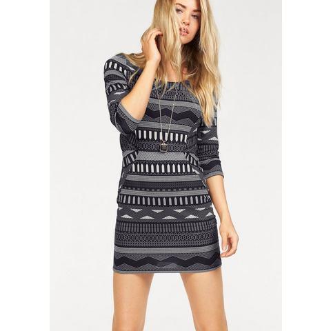 AJC Jersey jurk met allover print,   $( function () {    $(