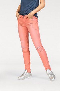 Skinny-broek in 5-pocketsstijl