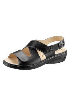 sandalen met klittenbandsluiting zwart