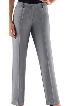 Pantalon in crash-look