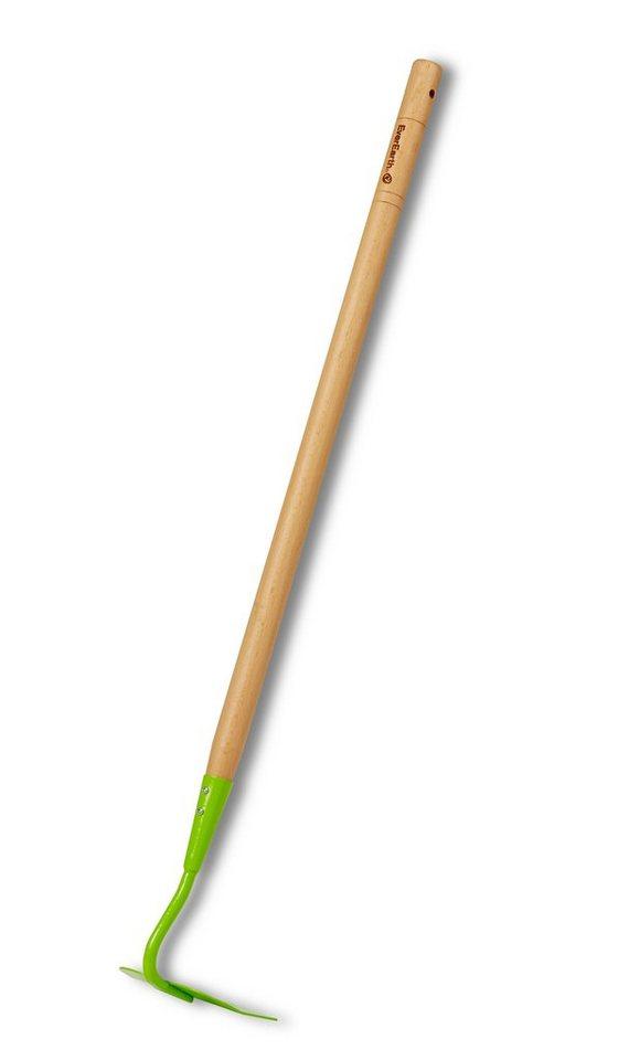 - EverEarth® kinderschoffel met handgreep van hout
