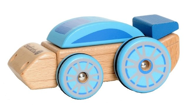 Everearth ® speelgoedauto van hout, »Veranderbare auto« veilig op otto.nl kopen