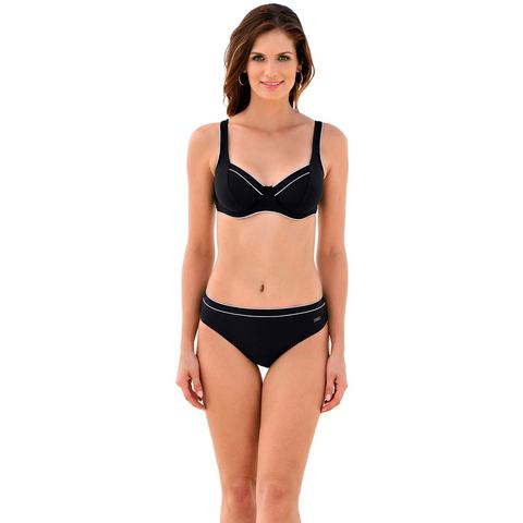 NU 21% KORTING: NATURANA Bikini met wit paspel (2-delig)