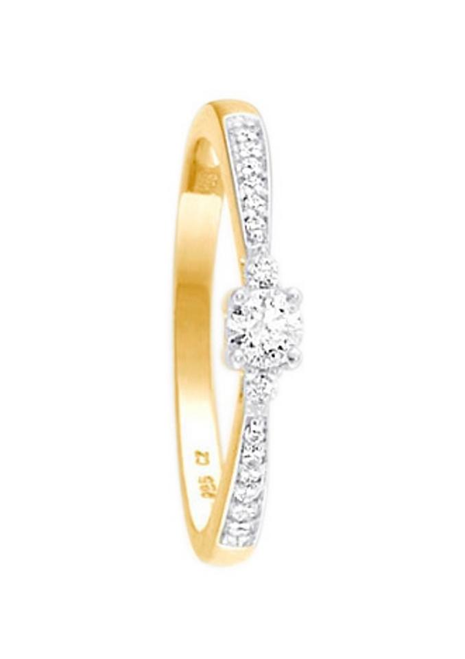 Firetti diamantring met briljanten nu online kopen bij OTTO