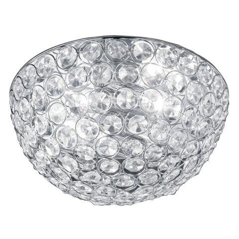 HONSEL LEUCHTEN Plafondlamp ESTRELLA 2 fittingen