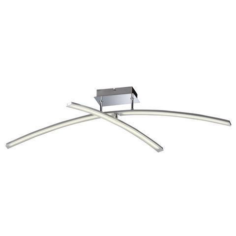 HONSEL LEUCHTEN LED-plafondlamp MIKADO 2 fittingen