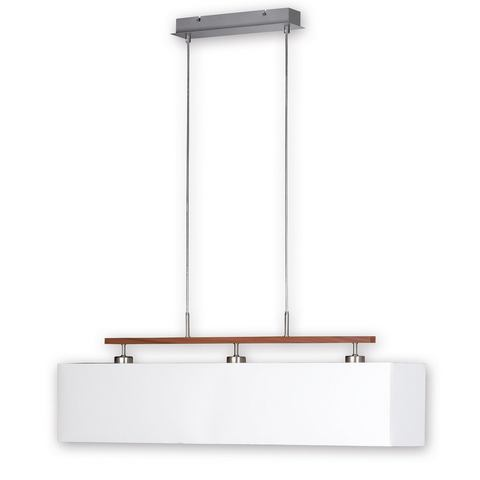 HONSEL LEUCHTEN Hanglamp CASTA 3 fittingen