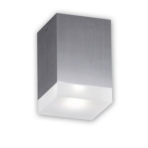 HONSEL LEUCHTEN LED-plafondlamp TETRA 1 fitting