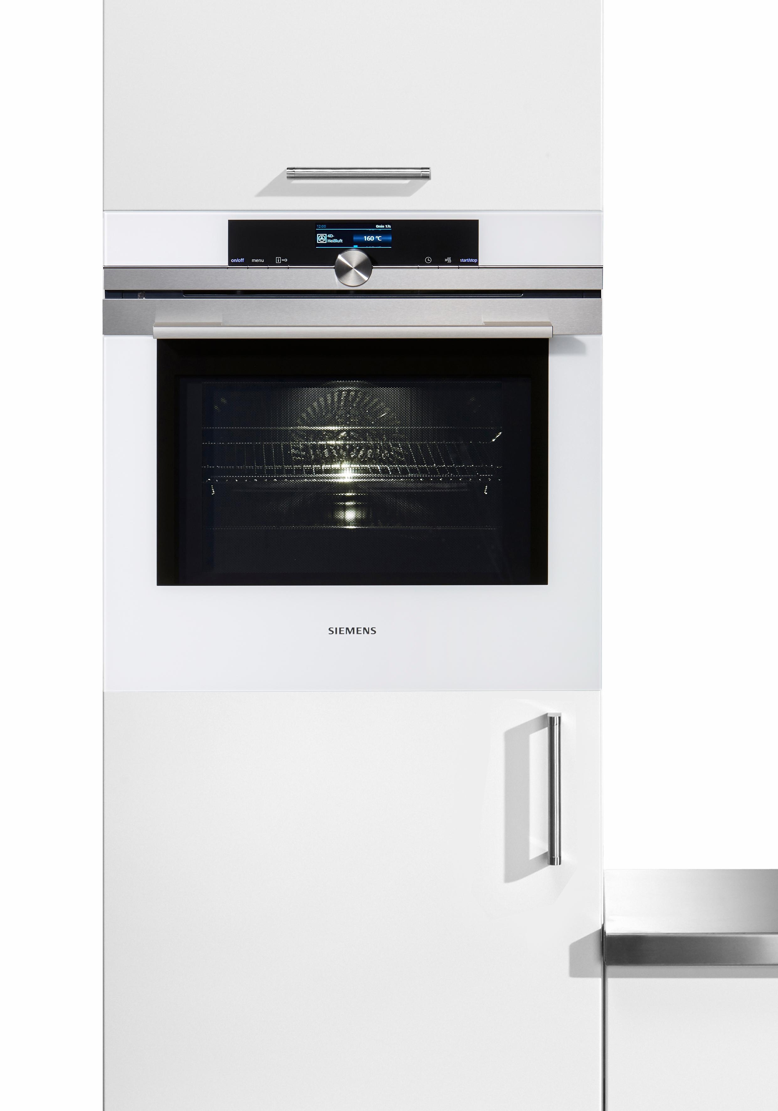 Siemens oven met magnetron en pyrolyse-zelfreiniging iQ700 HM676G0W1 - gratis ruilen op otto.nl