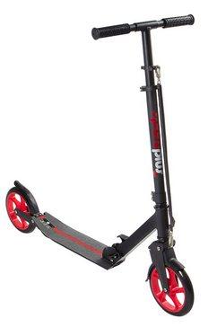 sportplus ezy! urban scooter, »graphite sp-sc-101« zwart