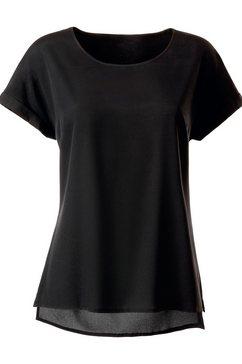 Lange blouse van polyester