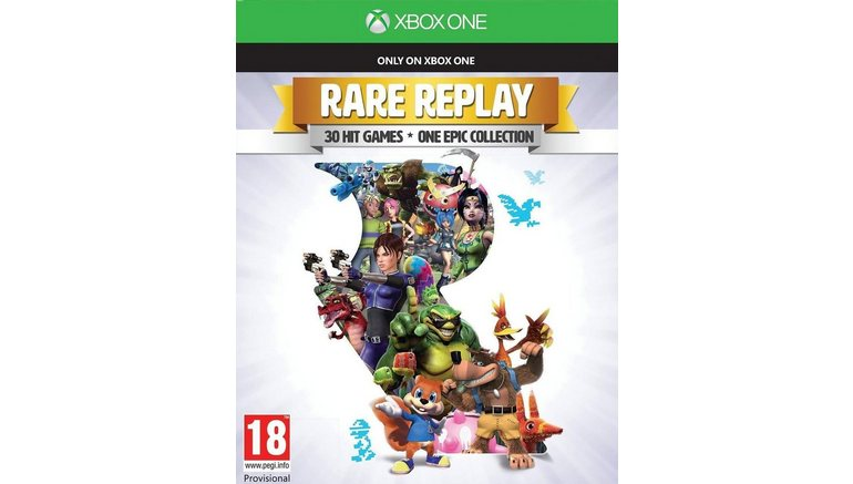 xbox one rare replay bestel nu bij otto. Black Bedroom Furniture Sets. Home Design Ideas