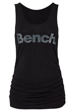 bench strandtop zwart