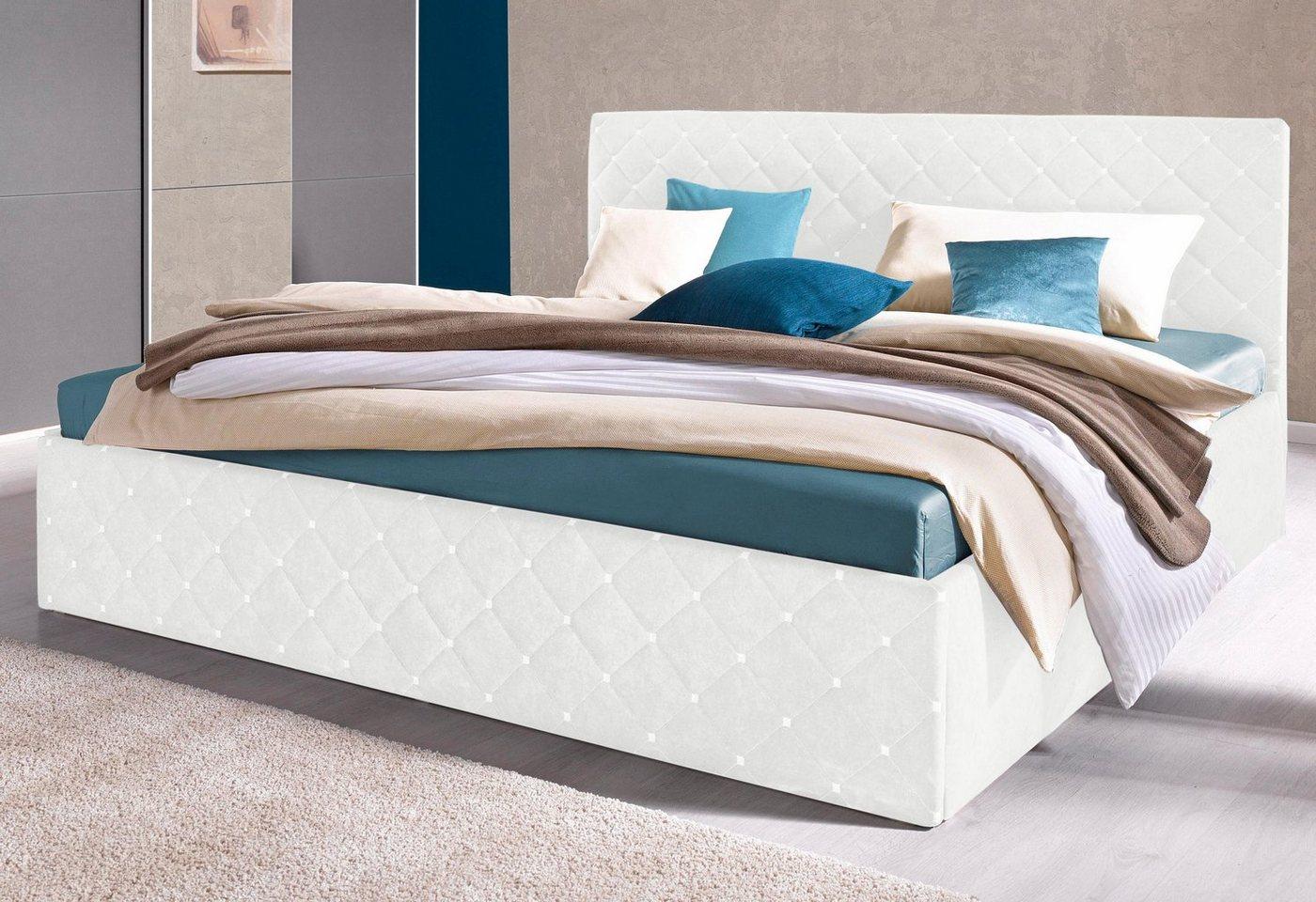 WESTFALIA POLSTERBETTEN Bed in 2 kleuren