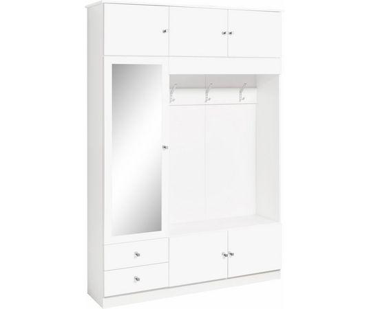 garderobemeubel kompakta met spiegel bestel nu bij otto. Black Bedroom Furniture Sets. Home Design Ideas