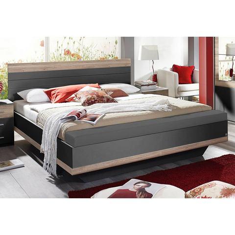 RAUCH Bed met geïntegreerd bankje grijs Rauch 867943