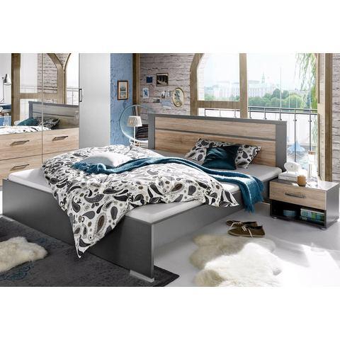 RAUCH Bed 3 dlg. grijs Rauch 317719