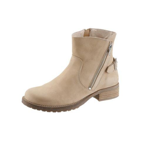 Dames schoen: JJ FOOTWEAR laarsjes in comfortabele wijdte H
