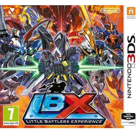 3DS Little Battlers eXperience
