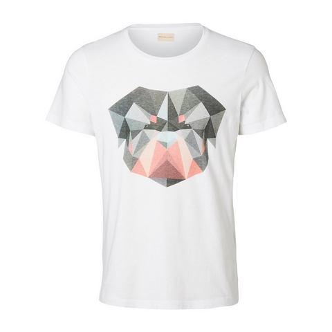 Selected Regular fit - T-shirt