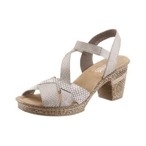 Schoen: RIEKER sandaaltjes