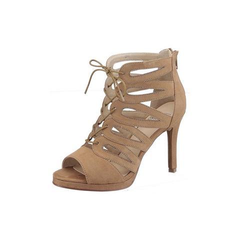 Schoen: ARIZONA Highheel-sandaaltjes