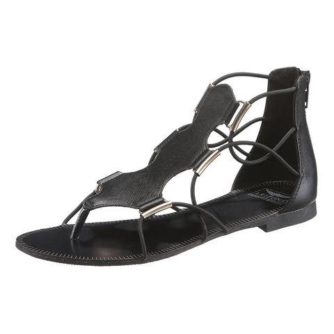 Schoen: ARIZONA sandalen met elastisch bandje