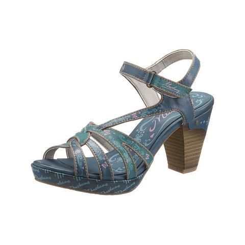 Dames schoen: MUSTANG SHOES sandalen