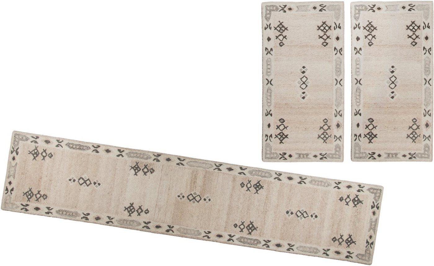Slaapkamerset 3-dlg., THEKO, de merkkleden, Royal Berber, handgetuft