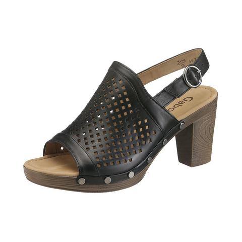 Schoen: GABOR sandaaltjes