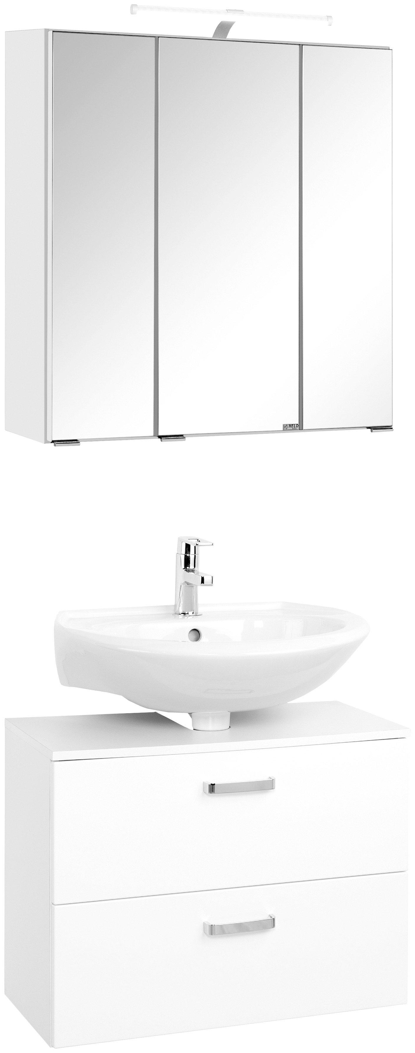 Op zoek naar een Held Möbel HELD MÖBEL badkamerserie »60«, breedte 60 cm, 2-delig? Koop online bij OTTO