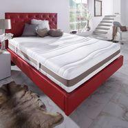 """fan exclusiv comfortschuimmatras goud line comfort s consumententest""""-oordeel: 5 sterren hoogte 20 cm wit"""