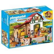 playmobil ponyboerderij 6927 country multicolor