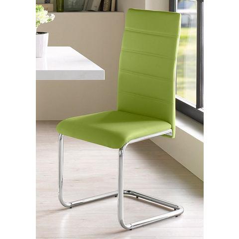 Eetkamerstoelen Vrijdragende stoel (set van 2 of set van 4) 224478