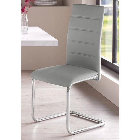 Eetkamerstoelen Vrijdragende stoel (set van 2 of set van 4) 683267