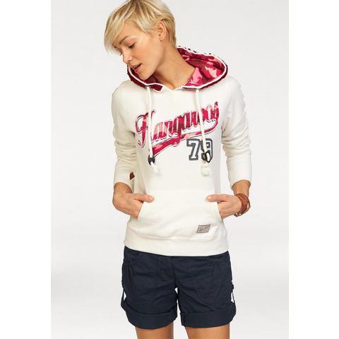 KANGAROOS Sweatshirt met capuchon