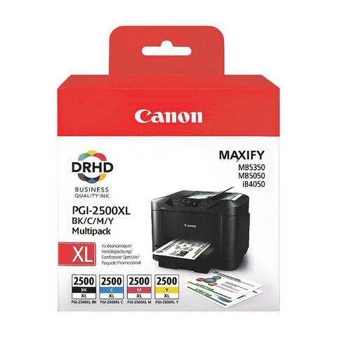 Canon PGI-2500XL 4-Kleuren Pack