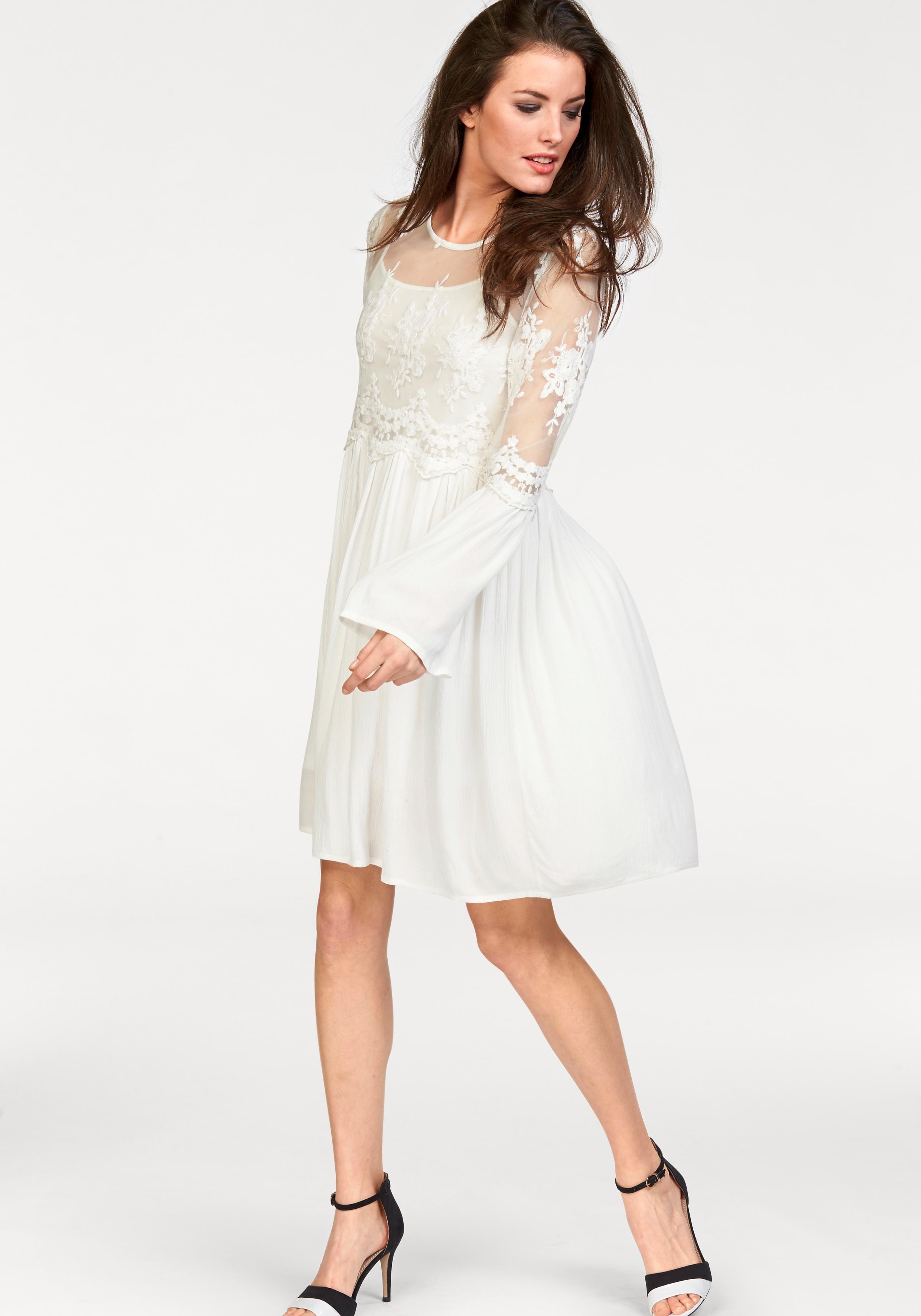 Aniston CASUAL kanten jurk online kopen op otto.nl