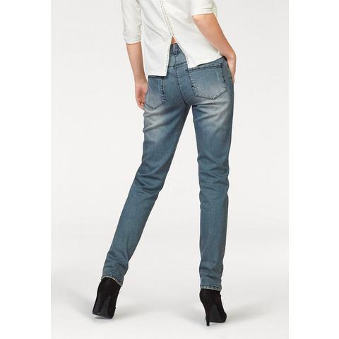 ANISTON Skinny-jeans met iets verlaagde taille