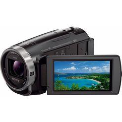 sony camcorder hdr-cx625b 1080p full hd wlan nfc zwart