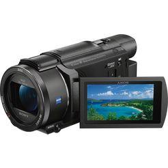 sony camcorder fdr-ax53 4k ultra hd wlan nfc zwart