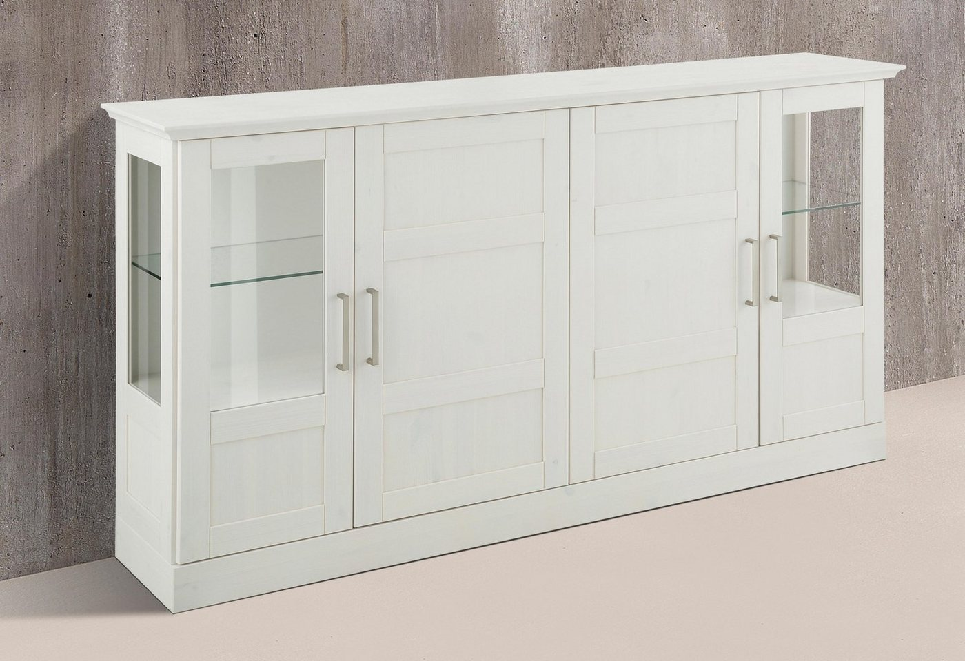 HOME AFFAIRE dressoir Santorin, breedte 160 cm