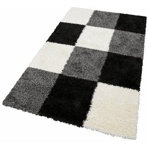 Hoogpolig vloerkleed, MERINOS, »Denton«, hoogte 50 mm, geweven