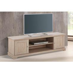 home affaire tv-meubel 'anna', breedte 161 cm beige