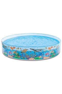 Snapset zwembad, »Koraalrif«